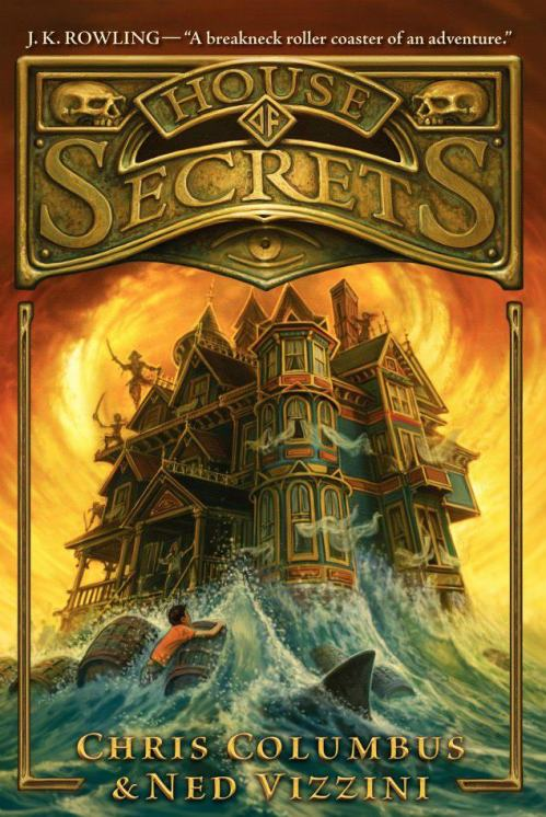 House of Secrets US Cover